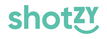 Shotzy logo teal with transparent background 350px